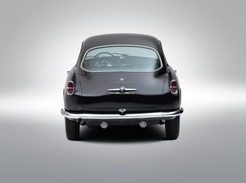 1957 Alfa Romeo Giulietta Sprint 750-Series Coupé6