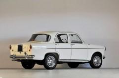 1959 Alfa Romeo Giulietta Ti berline Série 1 3