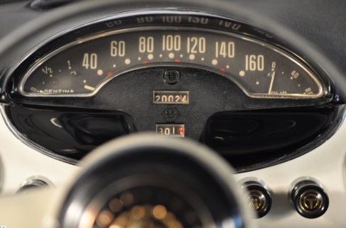 1959 Alfa Romeo Giulietta Ti berline Série 1 6