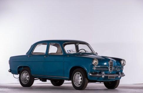 1959 Alfa Romeo Giulietta berline 1