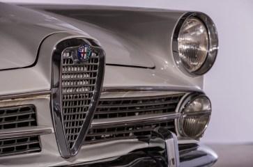 1960 Alfa Romeo 2000 Berlina 10