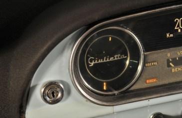 1960 Alfa Romeo Giulietta berline 7