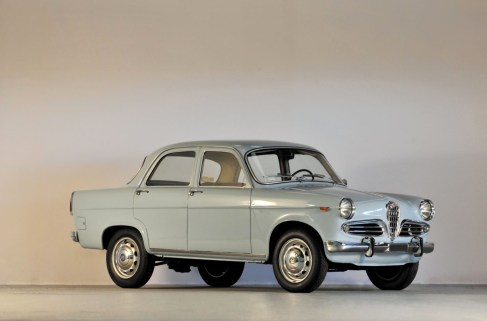 1961 Alfa Romeo Giulietta Ti berline Série 2 1