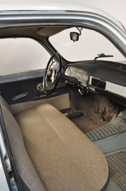 1961 Alfa Romeo Giulietta Ti berline Série 2 12