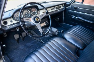 1962 Alfa Romeo 2000 Sprint Bertone 7