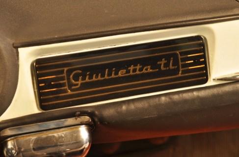 1963 Alfa Romeo Giulietta Ti berline Série 3 6