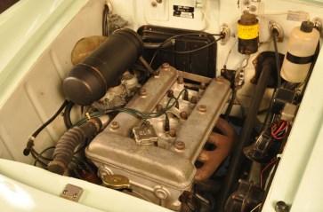 1963 Alfa Romeo Giulietta Ti berline Série 3 8