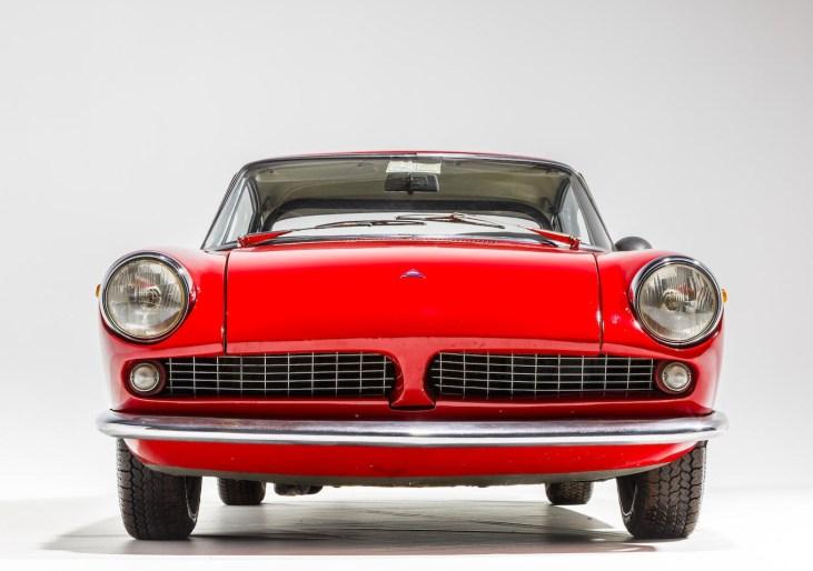 1964 ASA Mille Gran Turismo Coupe 6