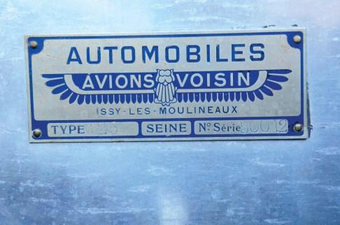 @1935 Avions Voisin C25 Cimier Coupé - 17