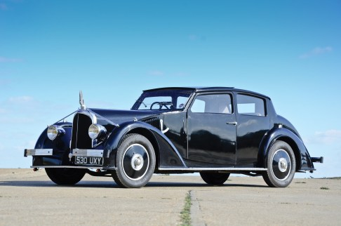 @1935 Avions Voisin C25 Cimier Coupé - 6