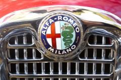 Alfa Romeo 2000 spider touring 14