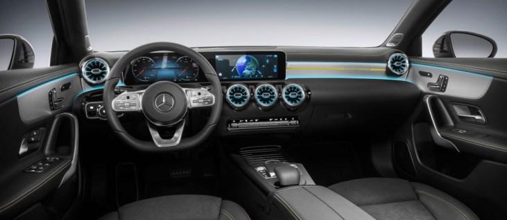 2018: Mercedes-Benz A-Klasse