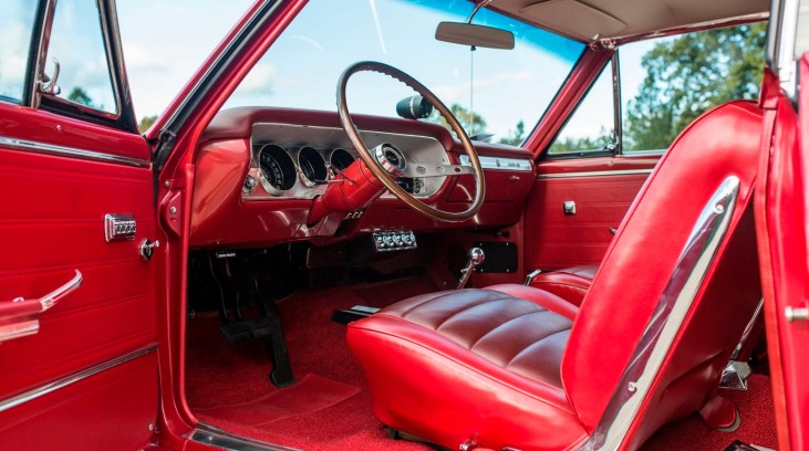 1965 Chevrolet Chevelle Z16 4