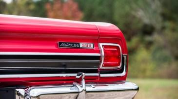 1965 Chevrolet Chevelle Z16 9