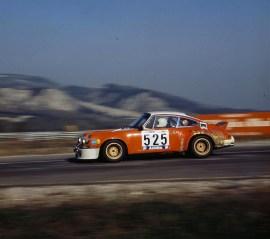 1973 Porsche Carrera RSR 2.8 9