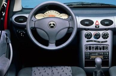 1997 Mercedes-Benz A-Klasse