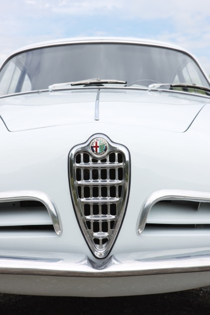@1956 Alfa Romeo Giulietta Sprint Veloce Alleggerita by Bertone - 3