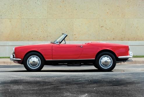 @1957 Alfa Romeo Giulietta Spider - 6