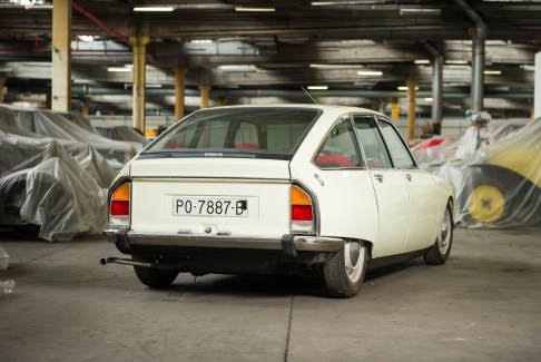 @Citroen GS Phase 1 - 2
