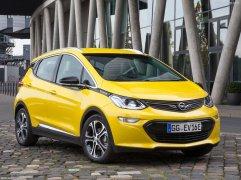 Opel Ampera-e, GM BEV II (baugleich mit Chevrolet Bolt, gar nicht gebaut)