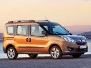 Opel Combo, GM SCCS LWB (JV mit Fiat, dort: Doblo, dann: PSA EMP2, PSA Mangualde)