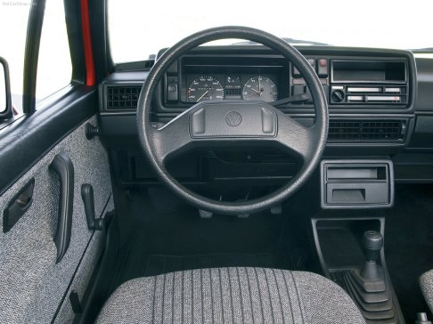 1984: VW Golf II