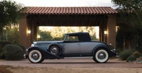 @1933 Packard Twelve Coupe Roadster - 11