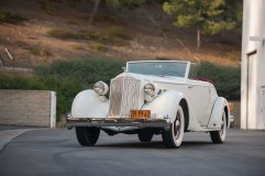 @1936 Packard Super Eight Coupe Roadster - 4