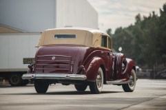 @1939 Packard Twelve Touring Cabriolet by Brunn - 4