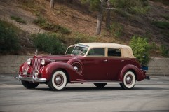 @1939 Packard Twelve Touring Cabriolet by Brunn - 5
