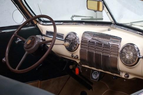 @1941 Cadillac Series 62 Convertible - 23