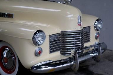 @1941 Cadillac Series 62 Convertible - 30