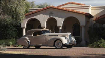 @1941 Packard Custom Super Eight One Eighty Convertible Victoria by Darrin - 1