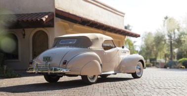 @1941 Packard Custom Super Eight One Eighty Convertible Victoria by Darrin - 4