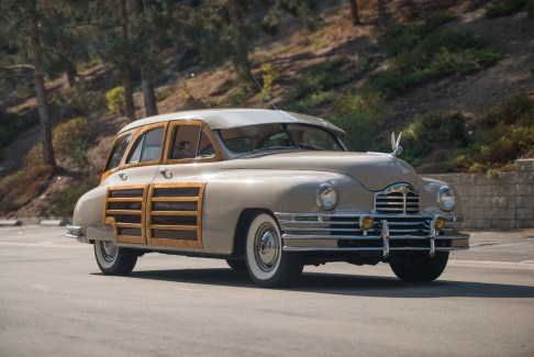 @1948 Packard Eight Station Sedan - 1