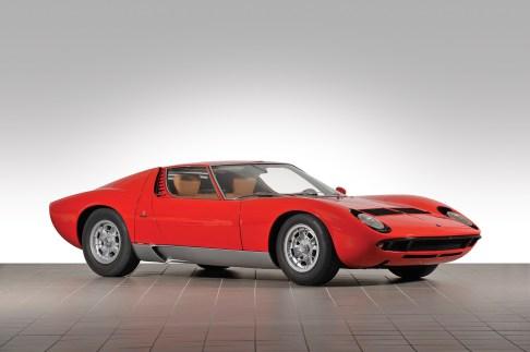 @Lamborghini Miura P400-3087 - 7