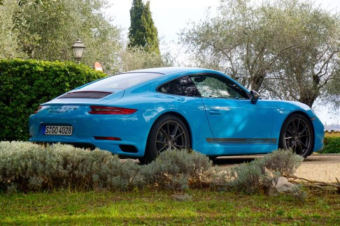 @Porsche 911 T - 5