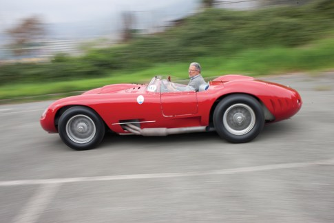 @1956 Maserati 450S Prototype Fantuzzi - 24