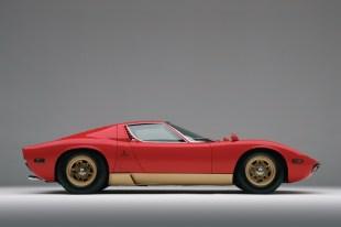 @1971 Lamborghini Miura SV-4884 - 27