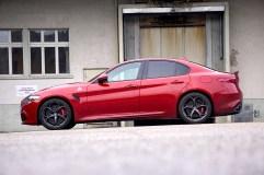 @Alfa Romeo Giulia QV Test - 16