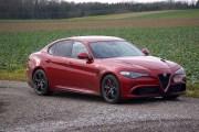 @Alfa Romeo Giulia QV Test - 29