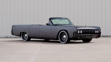 1964 LINCOLN CONTINENTAL CONVERTIBLE 12