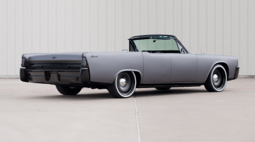 1964 LINCOLN CONTINENTAL CONVERTIBLE 3
