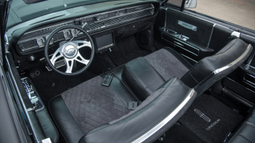 1964 LINCOLN CONTINENTAL CONVERTIBLE 4