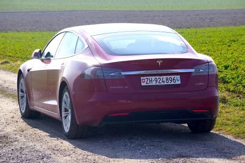 @Tesla Model S P100D - 32