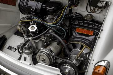 1963 Fiat Abarth 850 TC 9