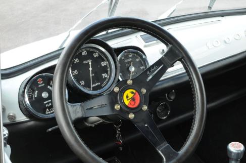 1966 ABARTH 1000 TC BERLINETTA CORSA 6