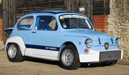 1966 FIAT-ABARTH 1000 TC CORSA SALOON 1