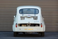 @1959 FIAT-ABARTH BERLINA 750 DERIVAZIONE - 13