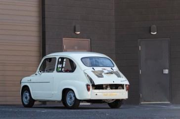 @1959 FIAT-ABARTH BERLINA 750 DERIVAZIONE - 14